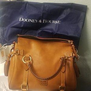 Dooney & Bourke Natural Satchel handbag